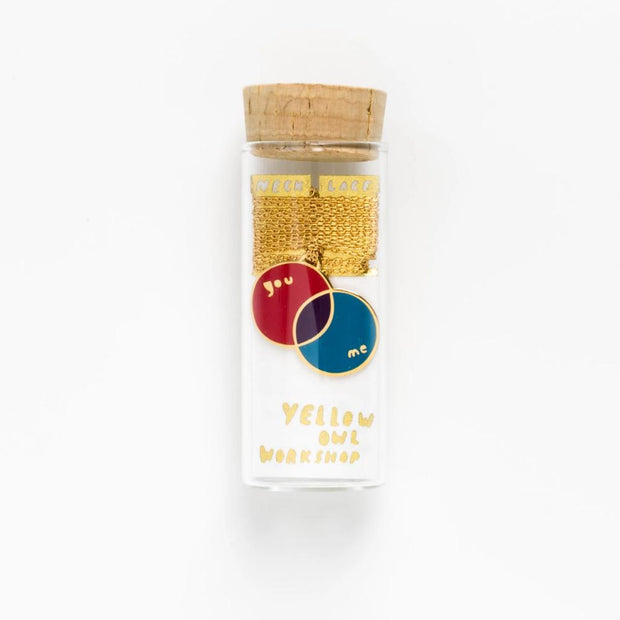 Yellow Owl Workshop You & Me Pendant