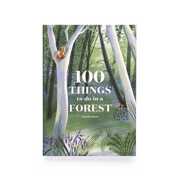Laurence King Publishing 100 Things to do in a Forest