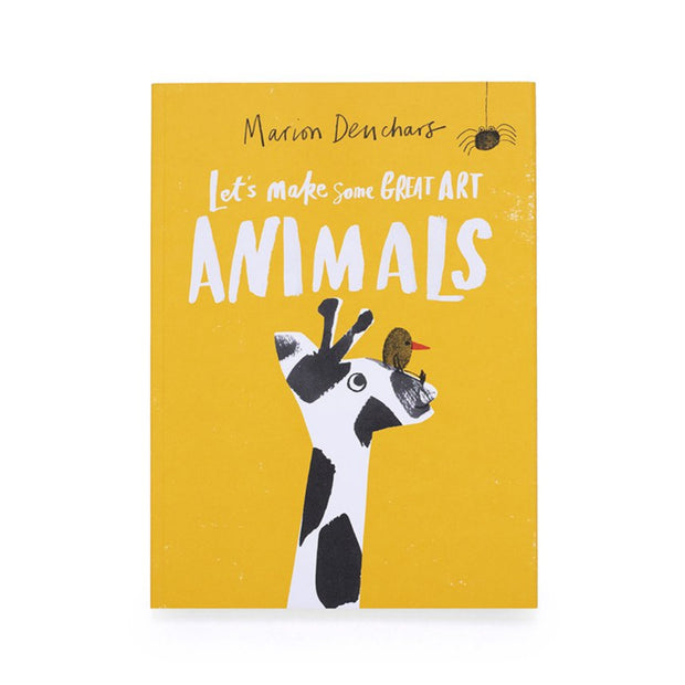 Laurence King Publishing Let's Make Some Great Art - Animals