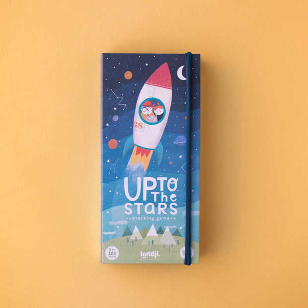 Londji Wooden Stacking Game - Up tp the Stars