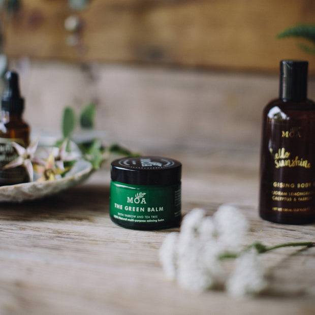 Magic Organic Apothecary The Green Balm - Yarrow & Tea Tree