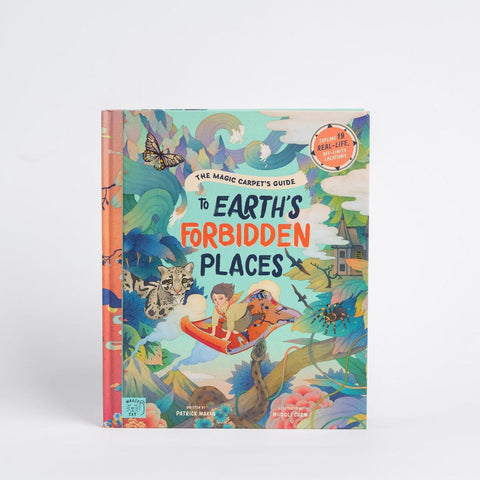 Magic Cat Publishing The Magic Carpet's Guide To Earth's Forbidden Places