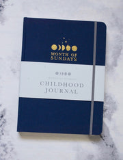 Month Of Sundays Childhood Journal