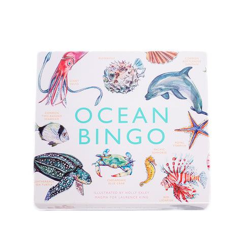 Laurence King Publishing Ocean Bingo Game