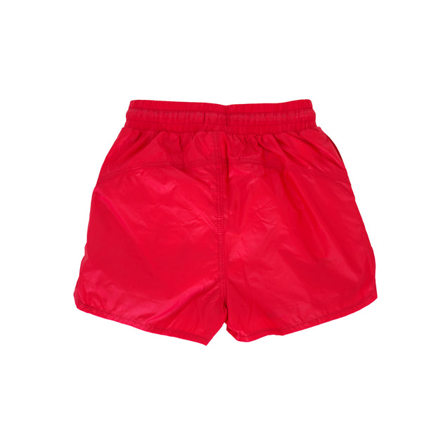 pacific rainbow boys Aaron red shorts with drawstrings