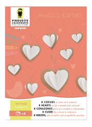 Pirouette Cacahouète Creative Kit - Hearts