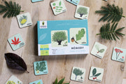 Pirouette Cacahouète Memory Game - Trees