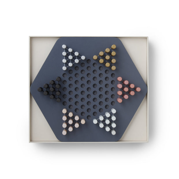 Printworks Classic board Game - Chinese Checkers