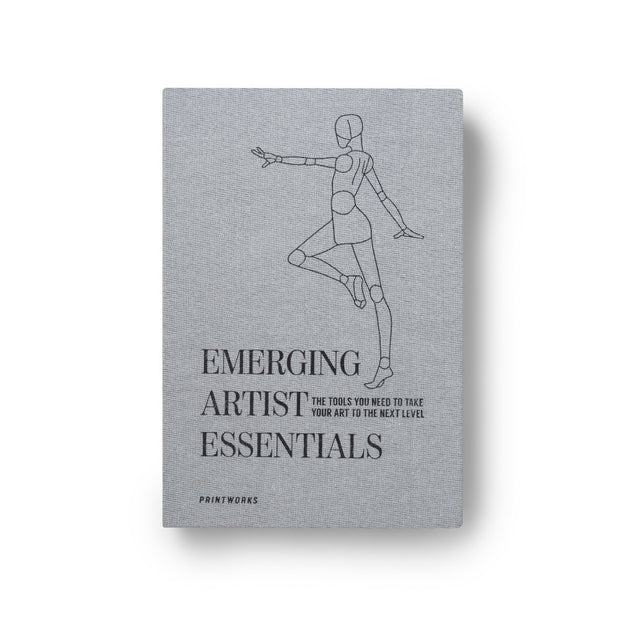 printworks emerging artist essential box with art supplies