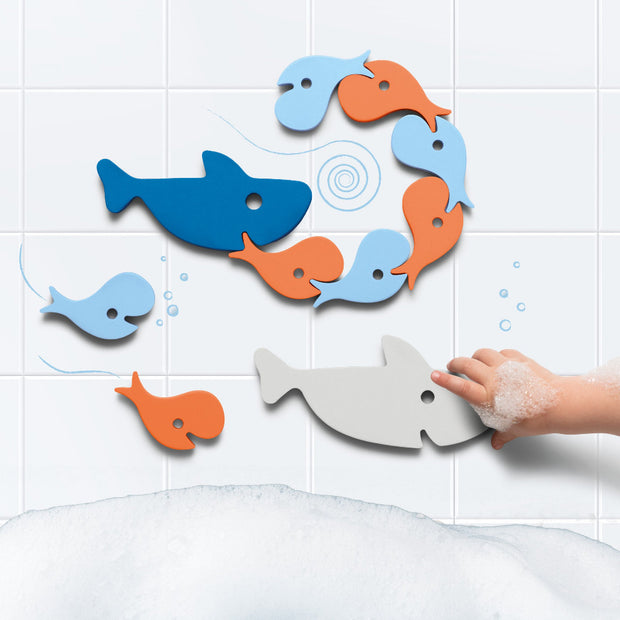 Quut Bath Puzzle - Shark