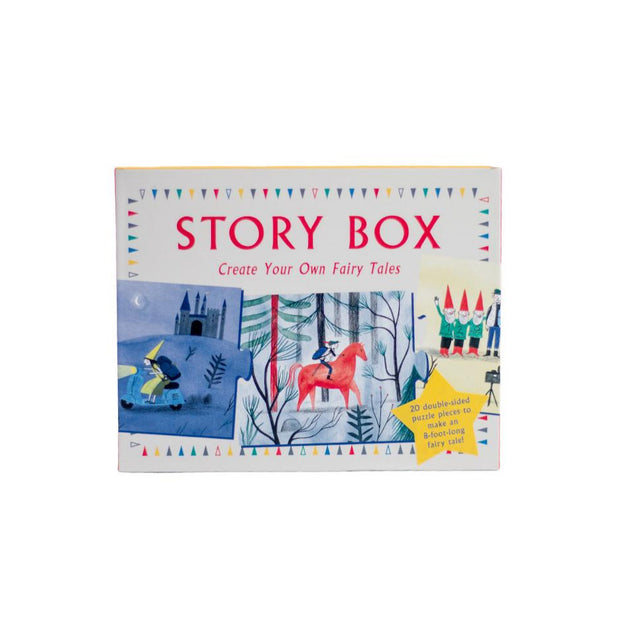 Laurence King Publishing Story Box - Create Your Own Fairy Tales game