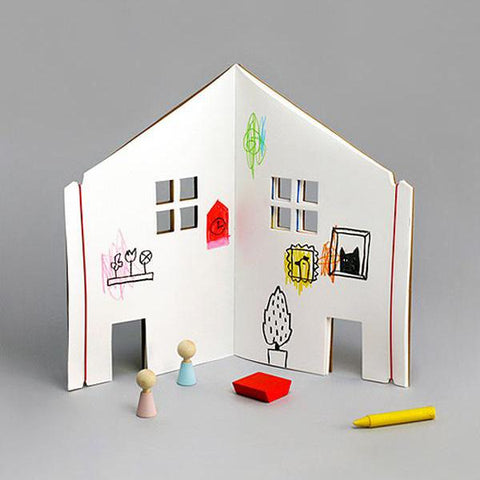 Rock & Pebble Dollhouse creating Book