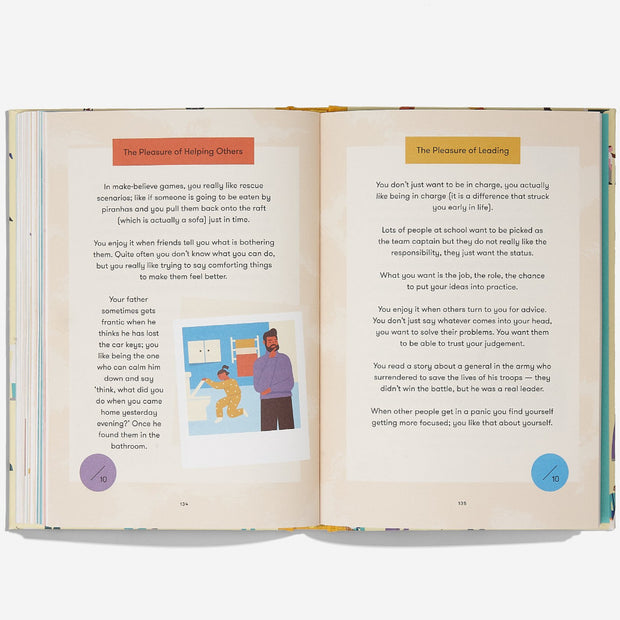 The School Of Life What Can I Do When I Grow Up children book