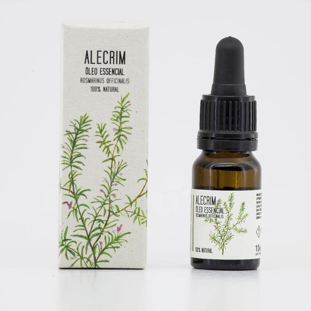 rosemary essential oil by amor luso