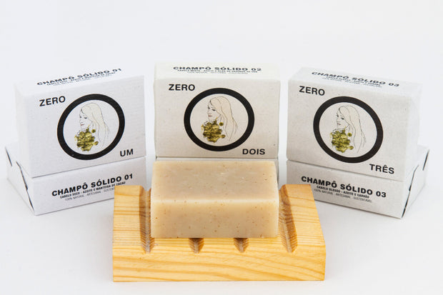 solid shampoo and conditioner bar by amor luso