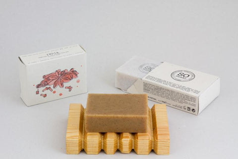 insia spice soap by amor luso
