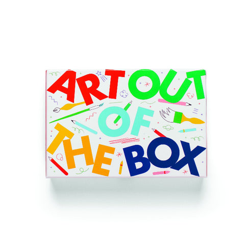 art out of the box creativity game