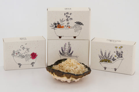 Amor Luso natural Bath Salts - Campestre