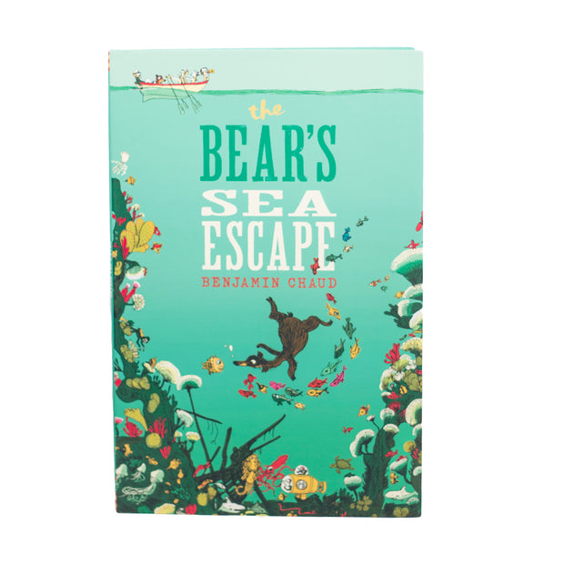 Laurence King Publishing The Bears Sea Escape children Book