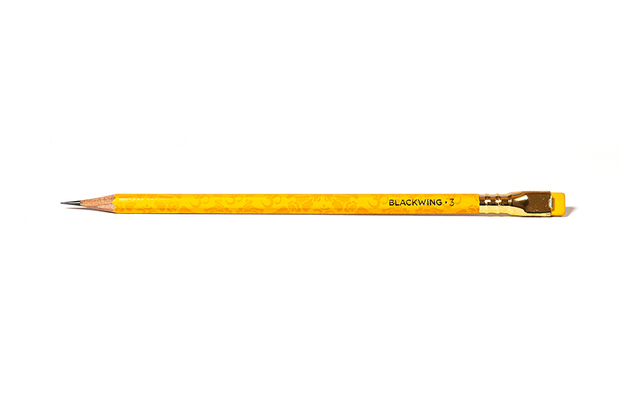 blackwing tumeric yellow ravi shinkar limited edition pencil
