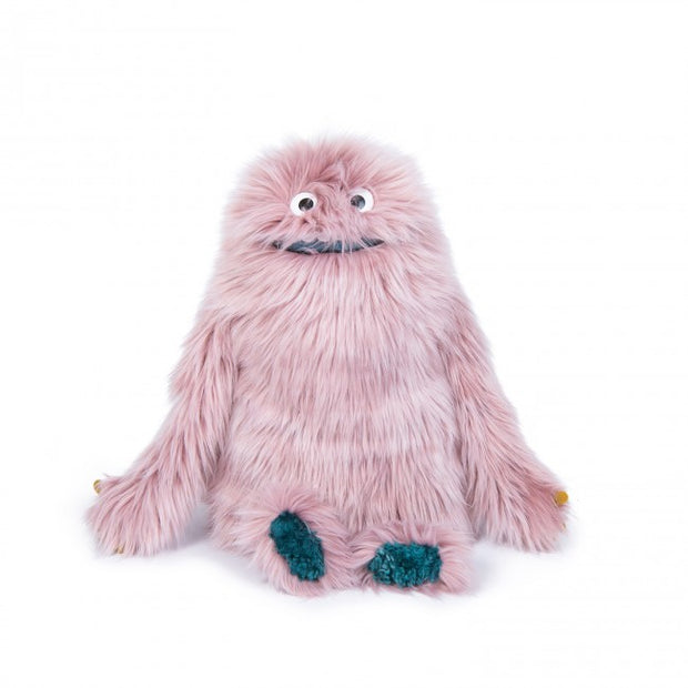 Moulin Roty Boubou monster soft toy