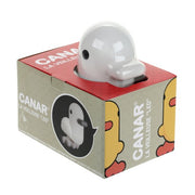 babywatch canar white duck led night light in a box