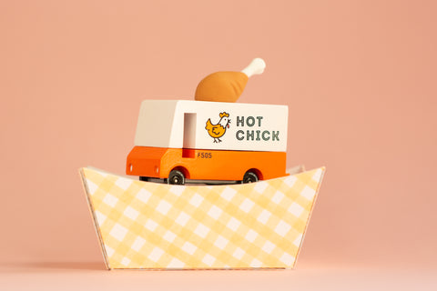 Candylab Candyvan - Hot Chicken Van