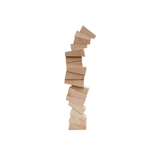 christian Lessing Follies Stacking and building Game