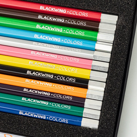 colouring pencils by blackwing