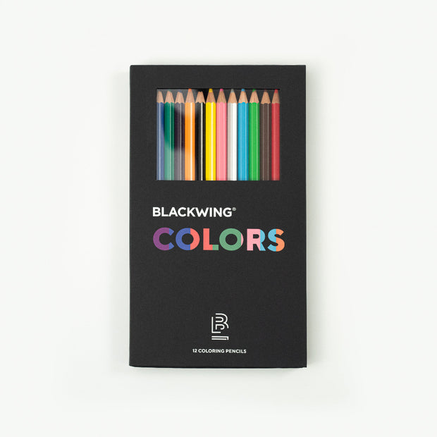 Crayons à colorier par blackwing