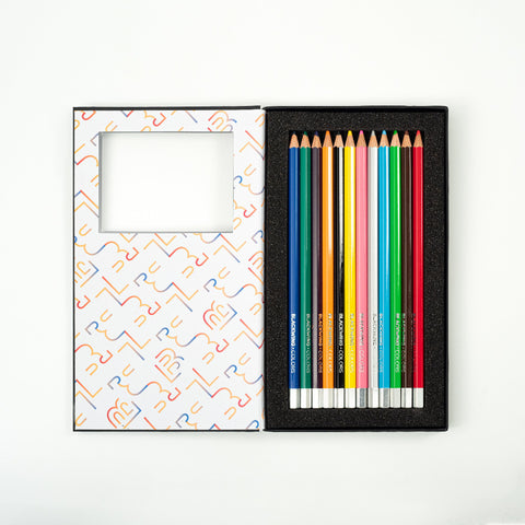 blackwing colouring pencils