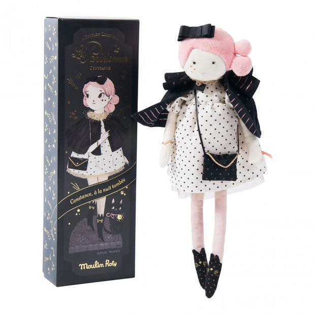 Moulin Roty Limited Edition Madame Constance soft doll