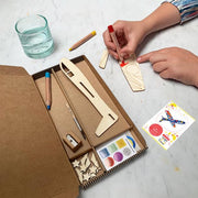 Cotton Twist Make Your Own Glider Kit Activity Box