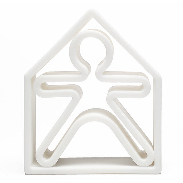 Dena Silicone House - Kid 2 Piece Set