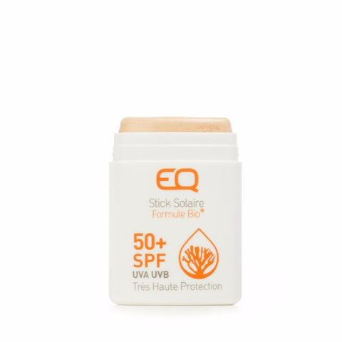 EQ eco friendly Sun Stick SPF50 gold