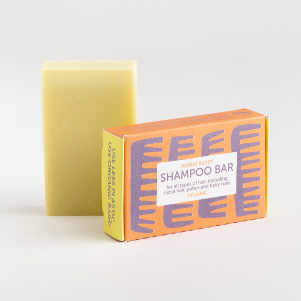 buble buddy organic shampoo bar