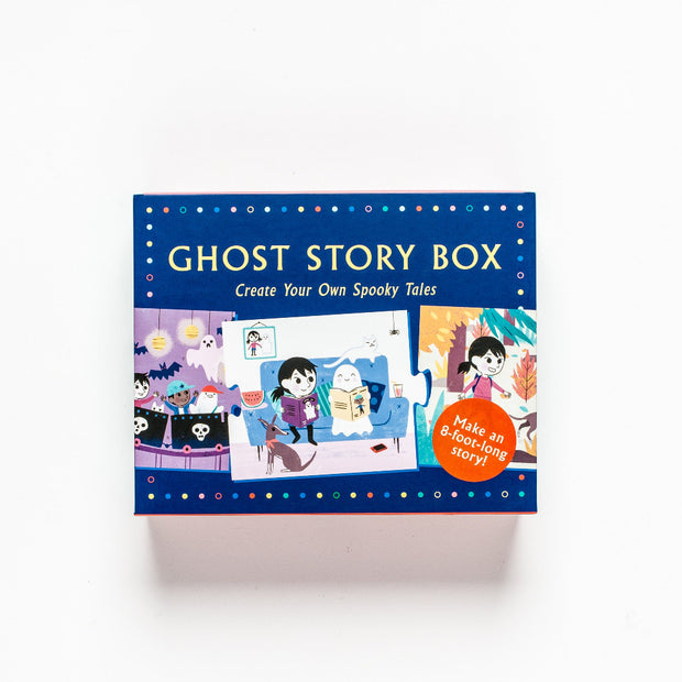 Laurence King Publishing Ghost Story Box - Spooky Tales