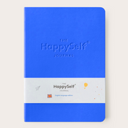 HappySelf Journal 12+ Edition - Cobalt Blue