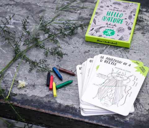 Laurence King Publishing Hello Nature Activity Cards