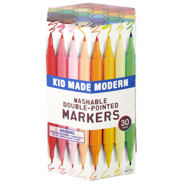 Kid made Modern 30 Double - Pointed Markers