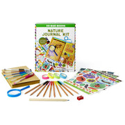kit de journal nature moderne enfant
