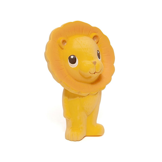 Petit Monkey Leo The Lion Natural Rubber Toy