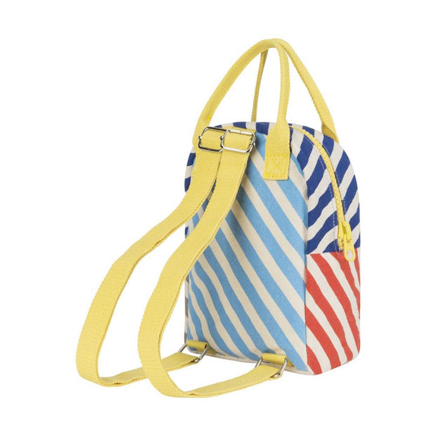 fluf Lil B kids backpack - Bande Superstripe