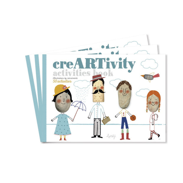 Londji Activities Book - CreARTivity