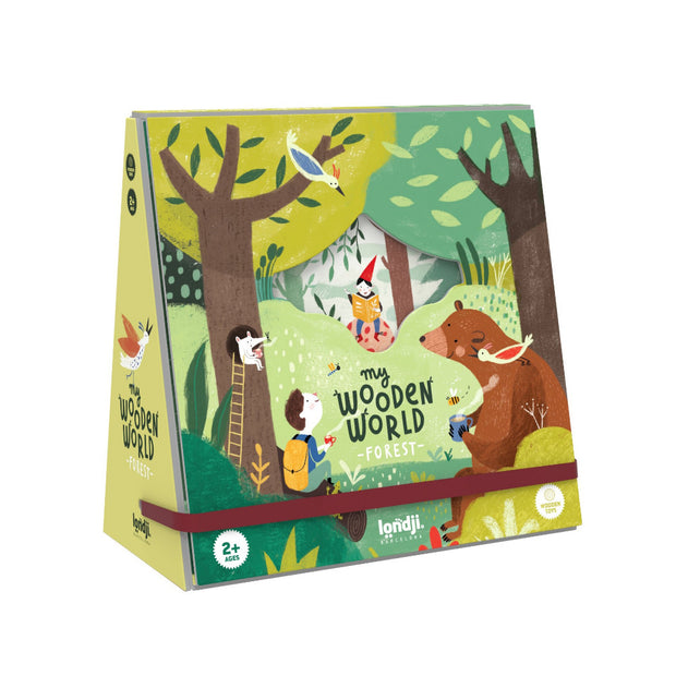 Londji My Wooden World Forest