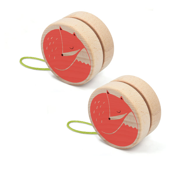 Londji Wooden Yoyo - Fox