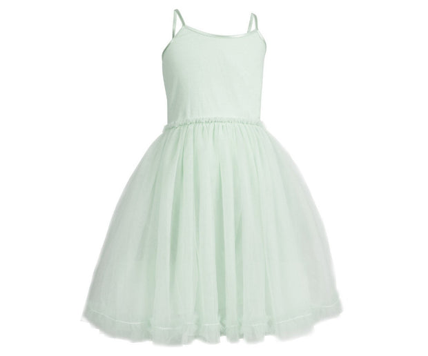 minty green ballerina dress by maileg