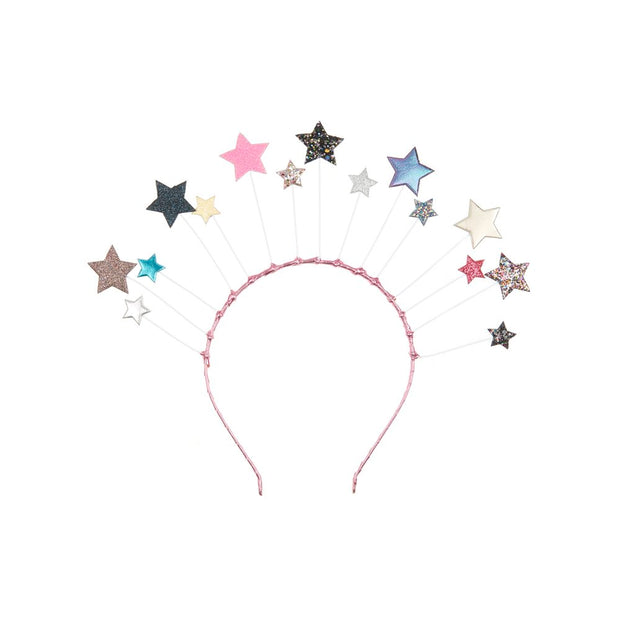 Mimi & Lula Starlet Headdress - Multi Colour