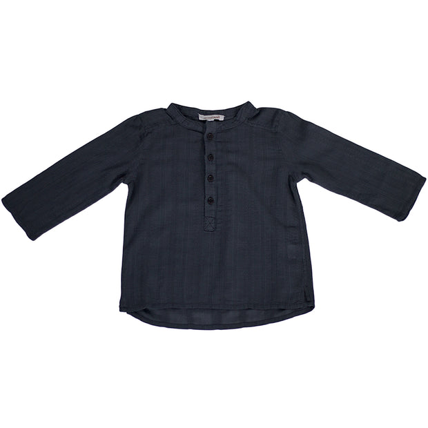 sunchild boys Negril dark grey cotton summer shirt