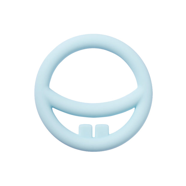 Moluk Nigi, Nagi & Nogi Teething Rings - Pastel Colours